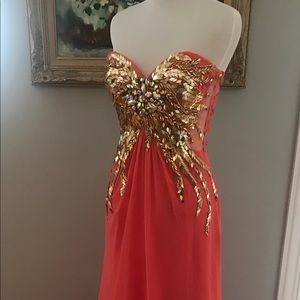 Ladies Evening or Prom Gown